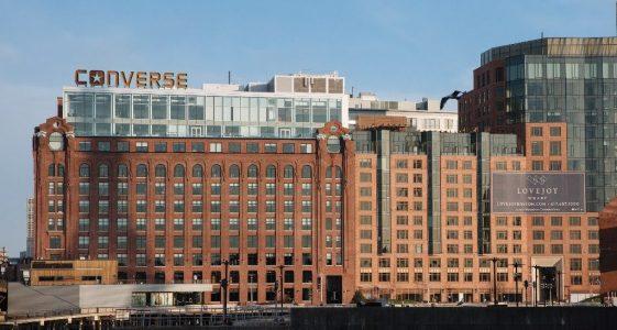 Converse Building