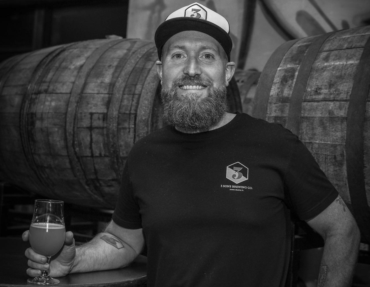 Corey Artanis The Full Pint Podacast 2019