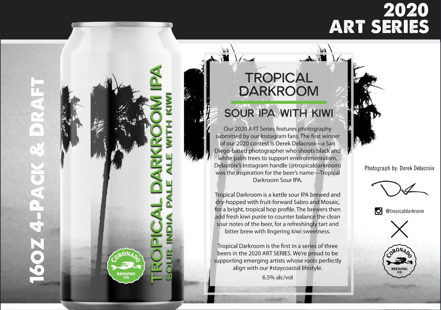 Coronado Brewing 2020 Art Series