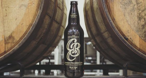Coronado Brewing Barrel Aged German Chocolate Cake