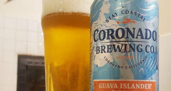 Coronado Brewing Guava Islander