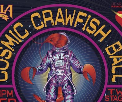Cosmic Crawfish Ball Featured