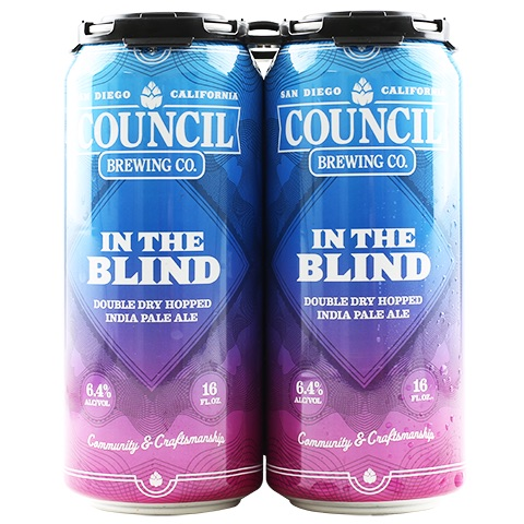 Council In The Blend IPA