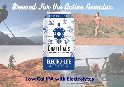 CraftHaus Electro-Lite IPA