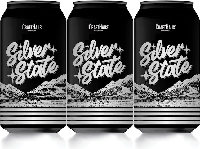 CraftHaus Silver State Cans