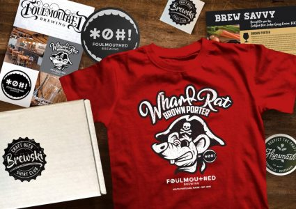 Brewski Craft Beer Tees
