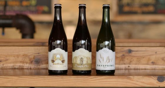 Creature Comforts November 2017 bottles