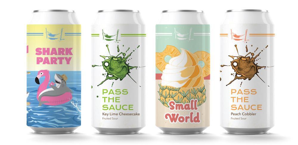 Crooked Hammock Brewery Drops Summer Beer Lineup thumbnail
