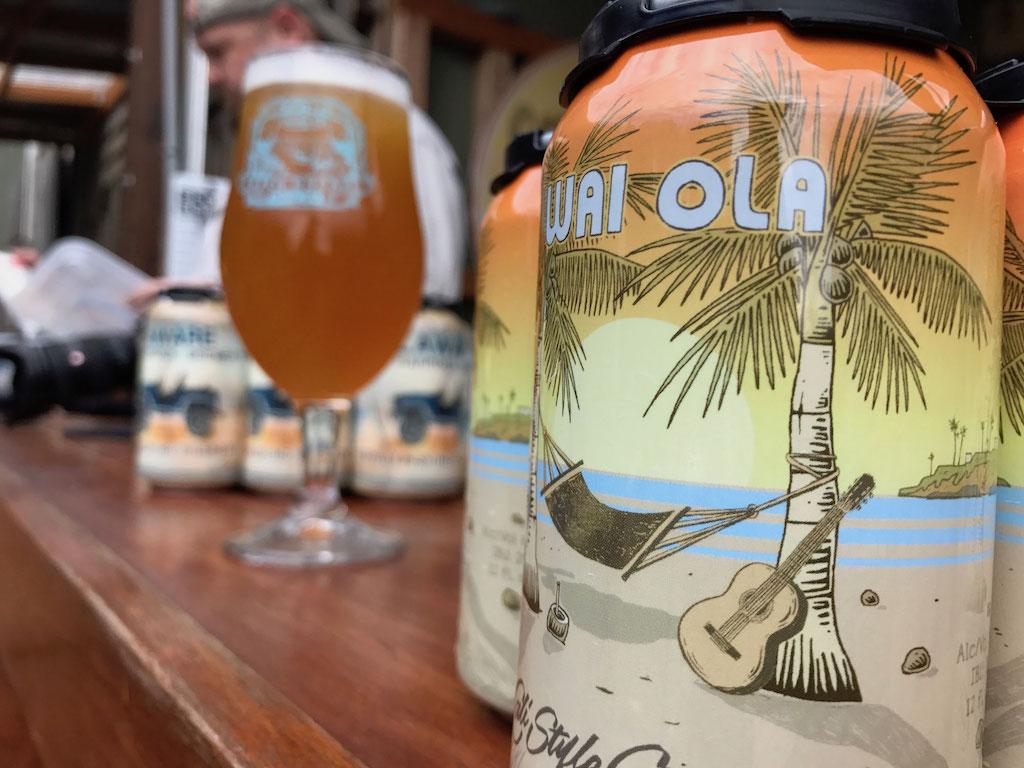 crooked hammock wai ola crooked hammock brewery shares 2018 beer lineup  u2022 thefullpint    rh   thefullpint