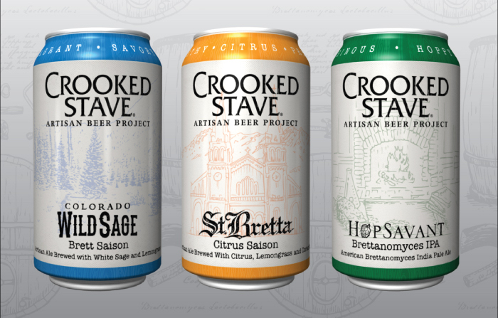 Crooked Stave Cans