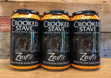 Crooked Stave Do You Even Zest