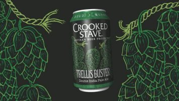 Crooked Stave Trellis Buster IPA