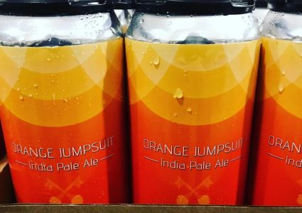 Cross Keys Brewing Orange Jumpsuit