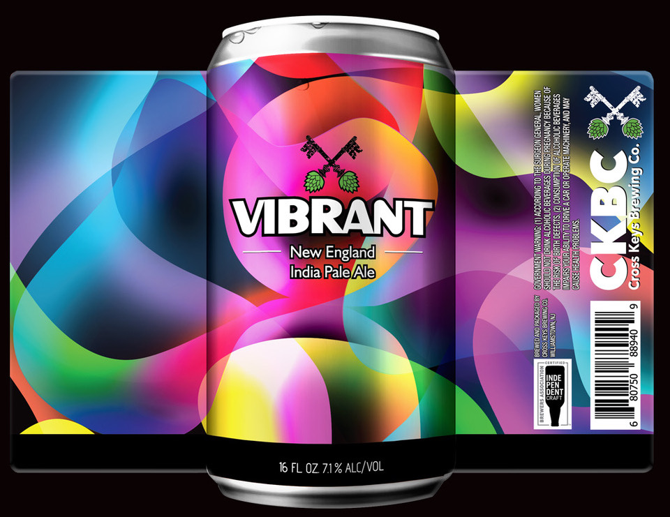 Cross Keys Brewing Vibrant
