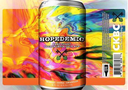 Cross Keys Hopedemic DIPA