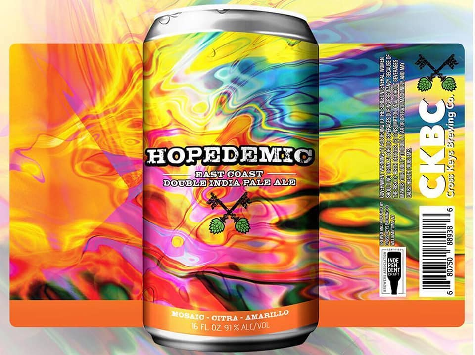 Cross Keys Hopedemic DIPA