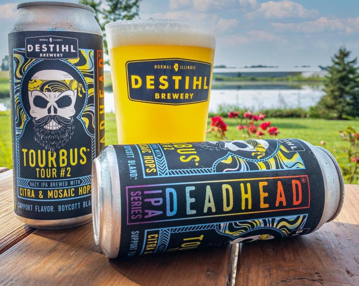 DESTIHL Brewery Wins Big at GABF FOR Two Different Hazy IPAs thumbnail