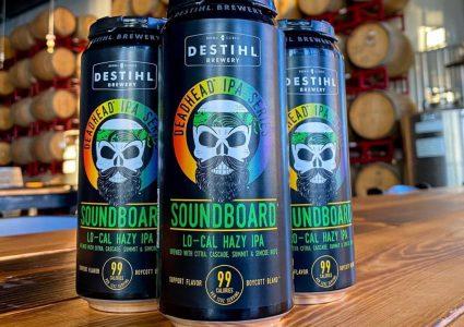 DESTIHL Soundboard Lo-Cal Hazy IPA