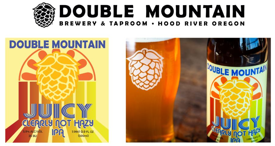 Double Mountain - Juicy, Clearly Not Hazy IPA