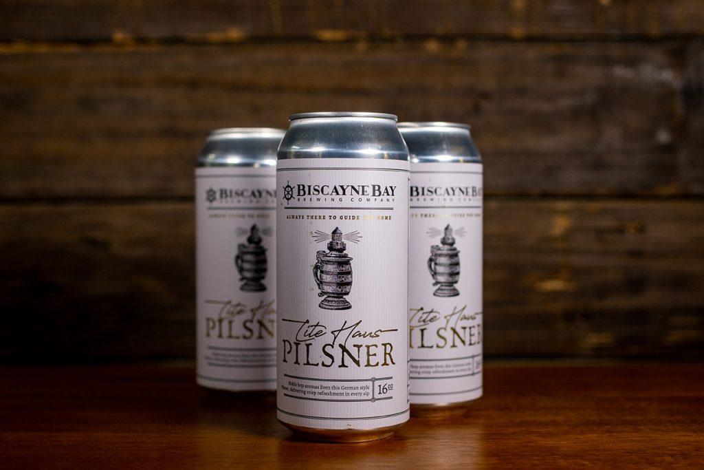 Biscayne Bay Brewing - Lite Haus Pilsner
