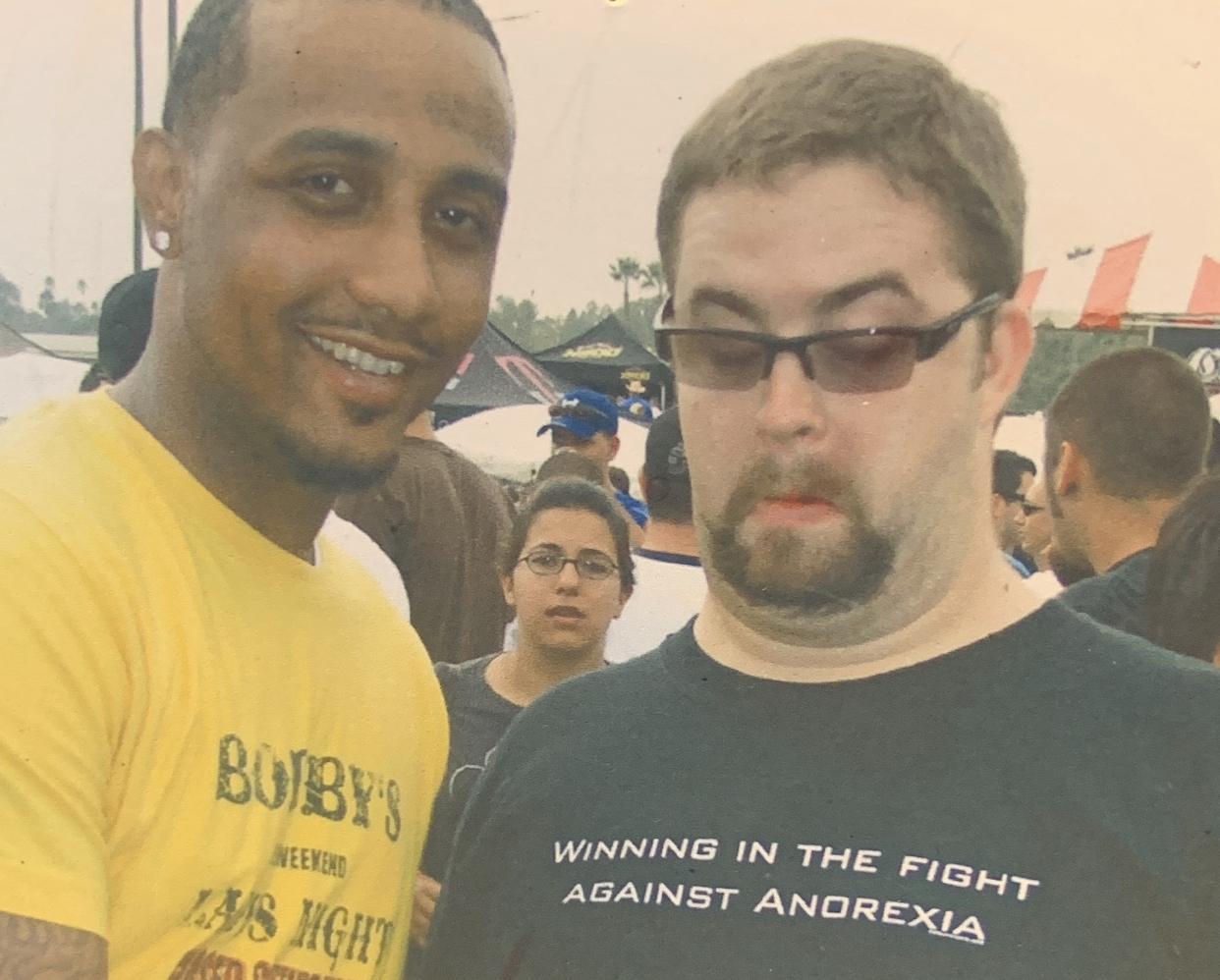 Danny and Jonny 2009