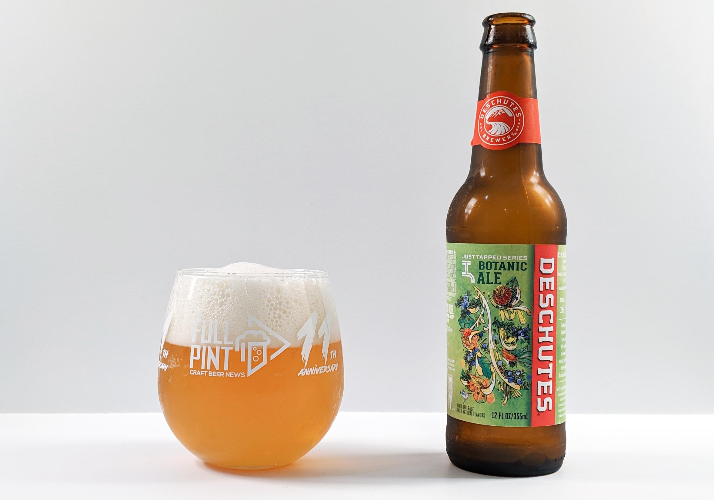 Deschutes Botanic Ale