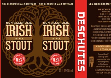 Deschutes Non-Alcoholic Irish Stout