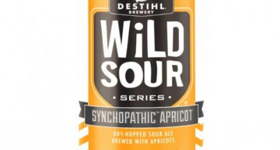 Destihl Brewery Synchopathic Apricot