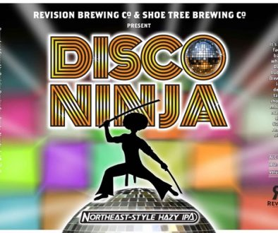 Revision Brewing Disco Ninja