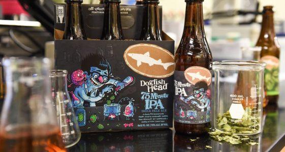 Dogfish Head 75 Min IPA