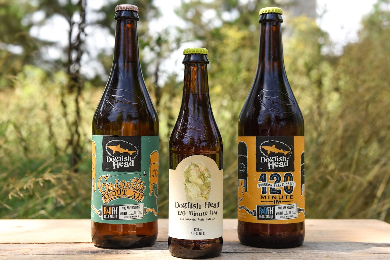 Dogfish Head BBA 120 Minute