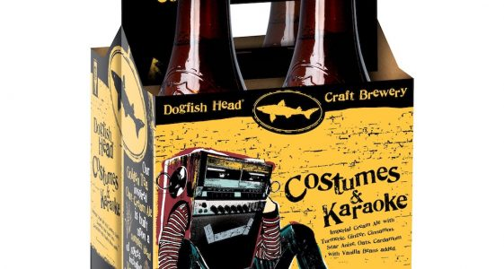 Dogfish Head Costumes Kareoke