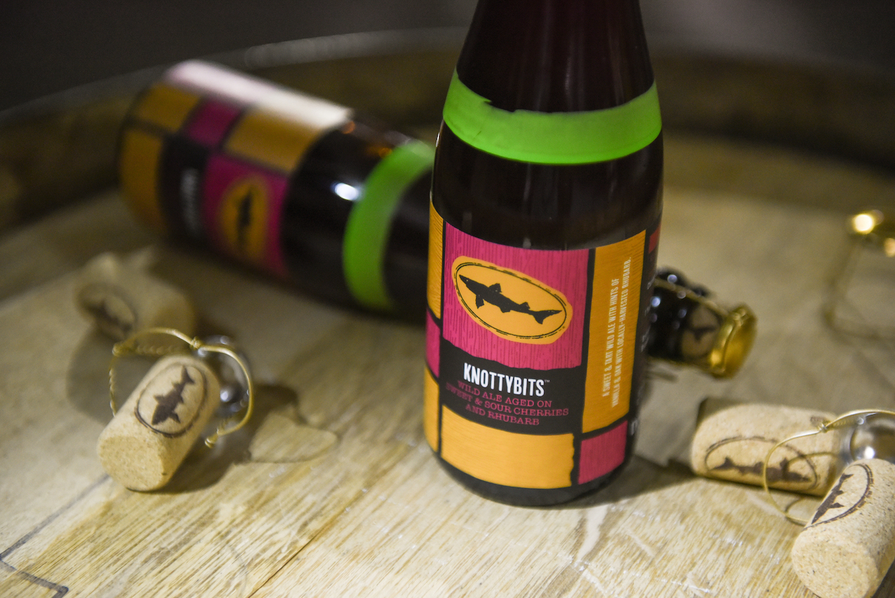 Dogfish Head Notty Bits