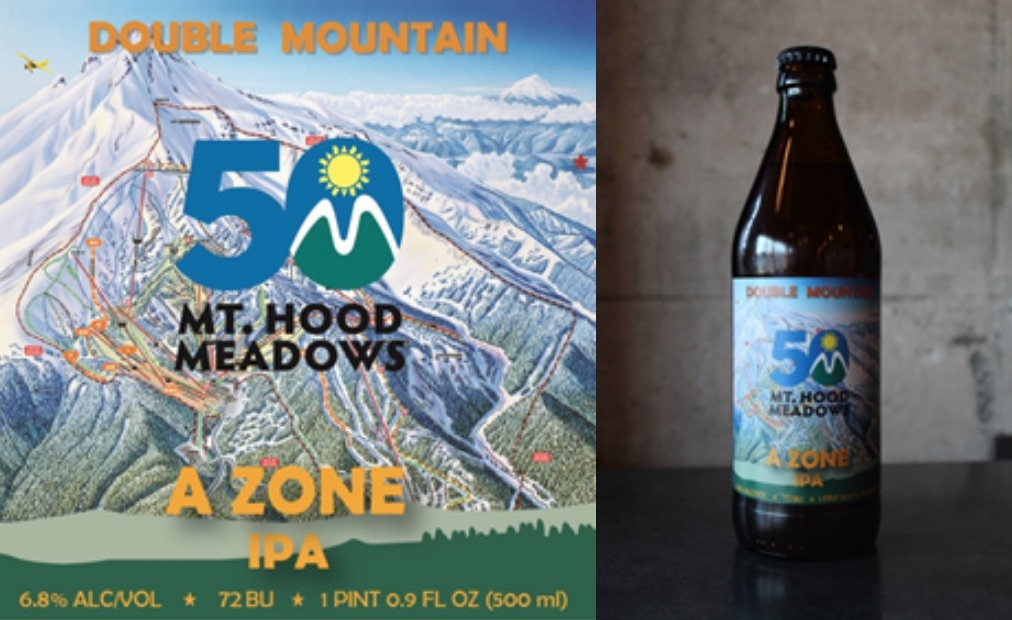 Double Mountain A Zone IPA