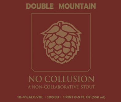 Double Mountain No Collusion