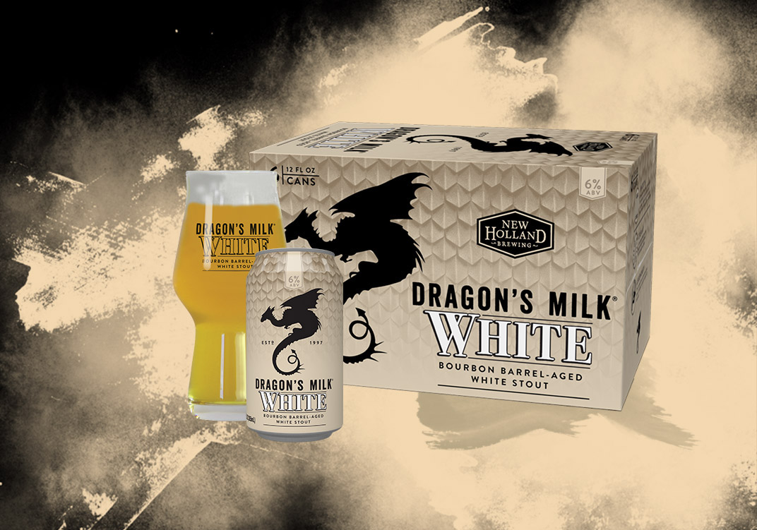 Dragons Milk White