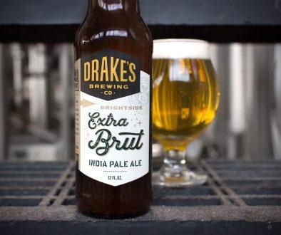 Drakes Brightside Extra Brut IPA