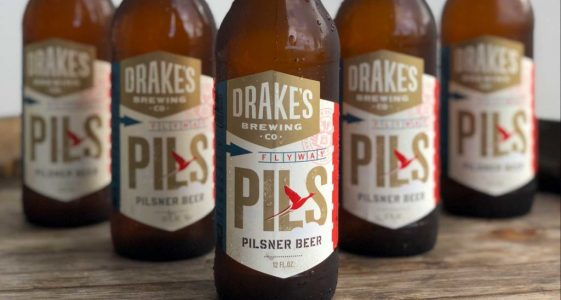 Drakes Fly-Away Pils