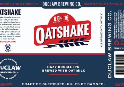 DuClaw Oatshake