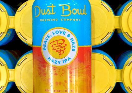 Dust Bowl Brewing Co. - Peace, Love & Haze
