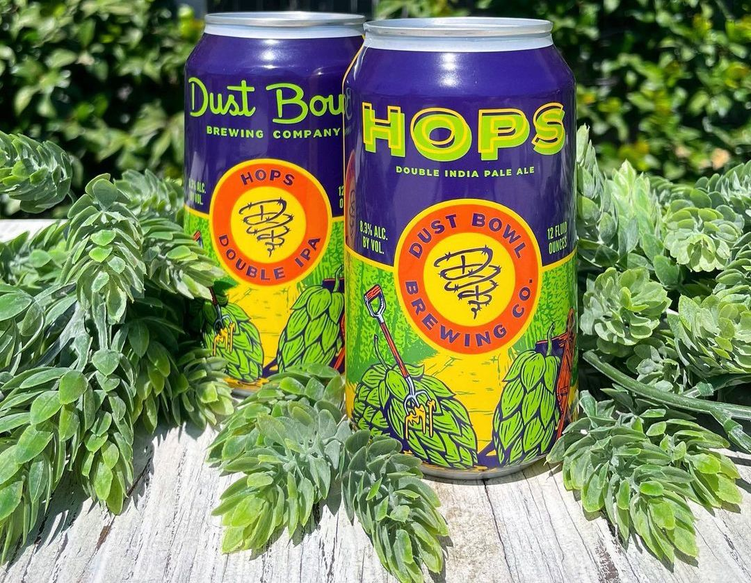 Dust Bowl Brewing Releases Hops Double IPA thumbnail