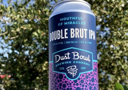 Dust Bowl Brewing - Mouthful of Miracles Double Brut IPA
