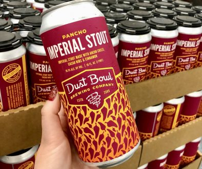 Dust Bowl Brewing - Pancho Imperial Stout