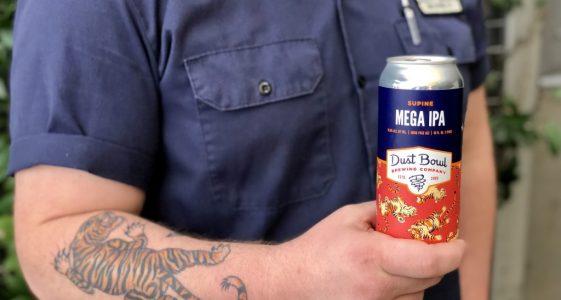 Dust Bowl Brewing - Supine Mega IPA