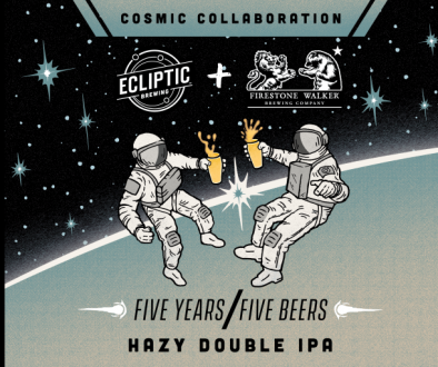 Ecliptic Brewing / Firestone Walker - Cosmic Collaboration - Five Years/Five Beers