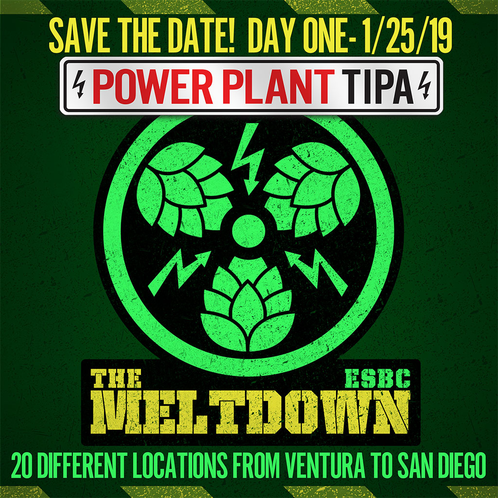 El Segundo Brewing Co. - The Meltdown