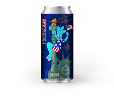 The Booth Brewing - EurekaSeoul Citra Hop Ale