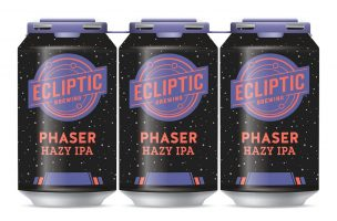 Ecliptic Brewing Phaser Hazy IPA