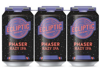 Ecliptic Brewing Phaser Hazy IPA