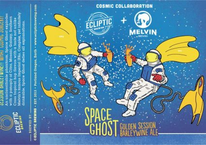 Ecliptic Melvin Space Ghost Session Barleywine